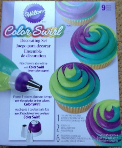Wilton Color Swirl Set