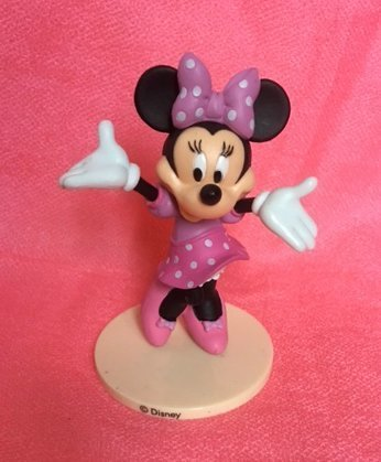Minnie Mouse Tortenfigur